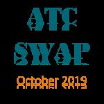ATC (Artist Trading Card) SWAP October 2019