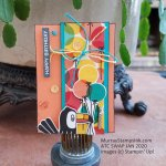 Stampin' Up! Gallery of Artist Trading Cards