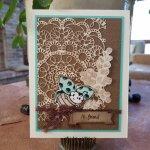 Sweet Ladybug Card