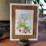INKING ROYALTY BLOG HOP – Easter Card