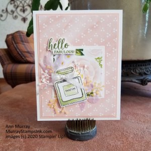 Best Dressed Suite Perfume cluster Hello Fabulous